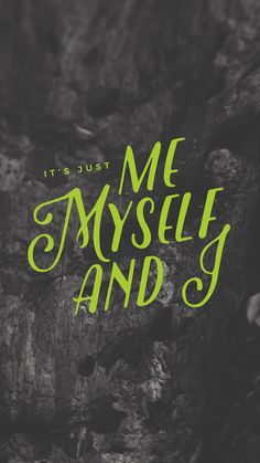 kaespo — lockscreens no. 97 - me, myself, and I lyrics by g. Swag Quotes, Top Quotes, Lyric Quotes, Happy Quotes, Life Quotes, Relationship Quotes, Disneyland Quotes, Wallpaper Quotes, Iphone Wallpaper