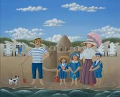 Image result for naive art