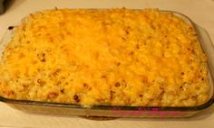 Macaroni and Cheese, Macaroni & Cheese, Mac n Cheese, Mac & Cheese