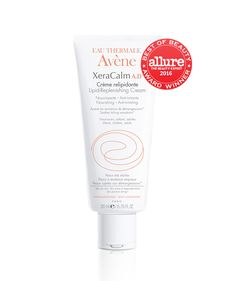 ALLURE's 2016 Best of Beauty Winner: Best Moisturizer for Sensitive Skin! This lipid-replenishing cream directly targets itching, redness and irritation for skin prone to atopic dermatitis and eczema. Formulated without any preservatives, parabens or fragrances, its patented delivery system keeps the cream completely sterile and safe for its entire use. Suitable for infants, children and adults.