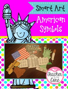 I have added 6 art projects to a my existing TpT Top Seller AMERICAN SYMBOLS!    115 pages of Informational text, Common Core Skills, Assessment to fill your grade book, Art to make your room stunning, Graphing, Text Dependent Questions, Fluency directions, and Oral Speaking Projects!    What more could anyone want? Highly engaged students, a full grade book, and gorgeous classroom! Sign me up!