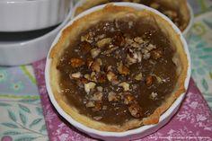 Cravo e Canela - Uma Cozinha no Brasil: Tarteletes de Maçãs, Nozes e mel