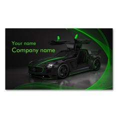 Stylish automotive business card created by StylebyArnold. This design is available on several paper types and is totally customizable. Business Fonts, Business Cards, Anderson Indiana, Car Shop, Car Detailing, Cool Cars, Stylish, Ship, Card Templates