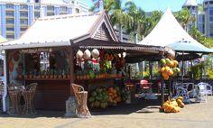 Street Market - Port Louis