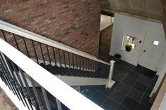 Renovatie van woonboerderij - trap