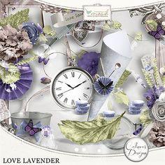 Love Lavender de Célinoa's Designs