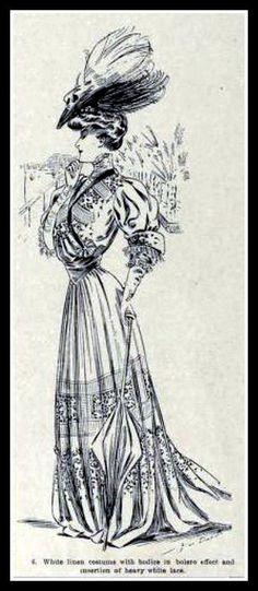 1905 Edwardian Fashion - 3 | Flickr - Photo Sharing!