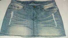 Jupes en jeans