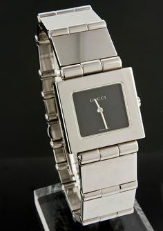 This is hands down the best affordable men's watch ever made. It's a Gucci model 600M that had an original MSRP of $1,395 and was available circa late 1990s.
