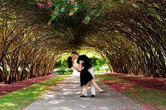 Dallas Arboretum, Engagement Photos, Engagement Session, Dallas Wedding, Brides