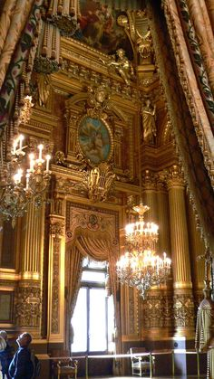 Provence Opera, Paris