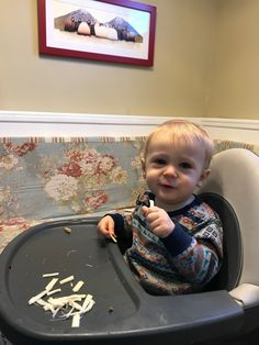 5 BTDT tips on starting your baby on solids that I wish someone would have shared with me when we first started | Photo ©️️ Caroline Siegrist for Cool Mom Eats