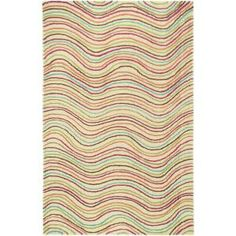 LR Resources Vibrance Multi 8 ft. x 10 ft. Plush Indoor Area Rug-LR03556-MU810 at The Home Depot
