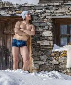Das Weihnachtsgeschenk für Wanderer, Bergliebhaber und outdoorfans Wilder Kaiser, Christmas Is Coming, Swimwear, Mountains, Fashion, Men's Boxer Briefs, Mountain Climbing, Nice Asses, Waiting
