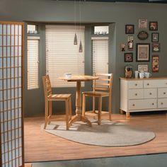 "#Bali Design Basics 2"" Wood Blinds - #energyefficient #window #treatment - $49.68"