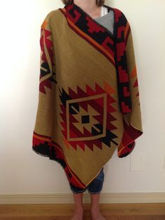 Daryl Dixon Poncho by TimeBeyond on Etsy
