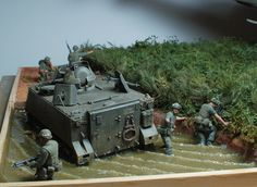 Dioramas and Vignettes: Drop zone under attack!.., photo #4