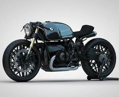 Ziggy Moto has become well known throughout the custom motorcycle industry for their awesome concept renderings. This series of Custom BMW Motorcycle concepts are truly works of art.