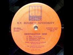 N.Y. HOUSE'N AUTHORITY - RESTORATION - LANDSCAPING
