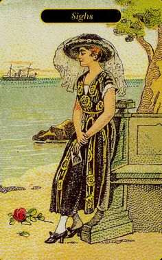 Gypsy Oracle cards - Sighs