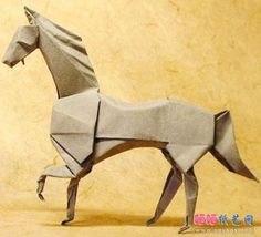 origami horse instructions