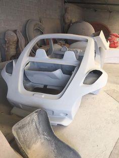 Kit Car/Fiberglass Replica - View topic - New beetle dune buggy? Kit Cars Replica, Vw Parts, Spaceship Interior, Beach Cars, Beach Buggy, Daylight Savings Time, Diy Car, Go Kart, Concept Cars