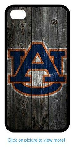 Accurate Store NCAA Division I Auburn Tigers logo Iphone 4,4S TPU Case Cover