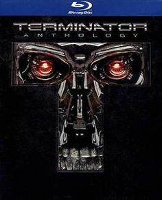 cds-dvds-vhs: The Terminator Anthology - NEW Sealed Blu-ray 5-Disc Set #Movie - The Terminator Anthology - NEW Sealed Blu-ray 5-Disc Set...