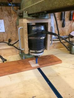 My New Radial Arm Router - by TTF @ LumberJocks.com ~ woodworking community