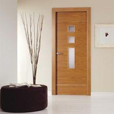 Puerta con aluminio AL27-V » Materiales para la Construccion
