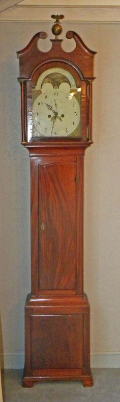 Antique Grandfather Clocks for Sale | ... » Antique Clocks » Antique Grandfather Clocks For Sale Catalog 11