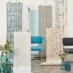 Met behang creëer je snel een andere sfeer, op allerlei manieren! #kwantum_nederland #kwantum #behang #thuis #creatief