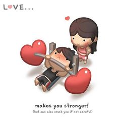 Love makes you stronger!  #love #relatedtolove #spreadlove #truelove #lovequotes #lovequote #quotes #true #loveyou …