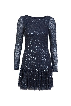 Shine on £175 #sequins #dress #pinklabellondon