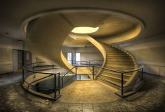 The Neverending Stairway by steven vijverman on 500px