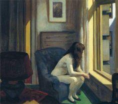Eleven A.M., 1926 by Edward Hopper