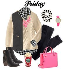 """""""Wearing Friday"""" by dauchka22 on Polyvore"""