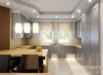 Projekty domów LK Projekt LK&160    wnętrze 24