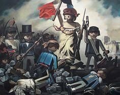 Die Freiheit führt das Volk