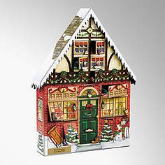 This Byers' Choice Advent Calendar House makes a perfect gift for kids of any age. Just $31.00