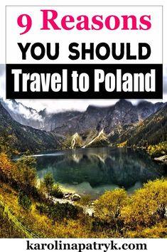 Here are 9 reasons you should travel to Poland. Our home country and one of the most beautiful places in Europe that worth to visit and experience! Europe Travel Tips, Travel Advice, Travel Guides, Travel Destinations, Travelling Europe, Holiday Destinations, Places In Europe, Places Around The World, Places To Travel