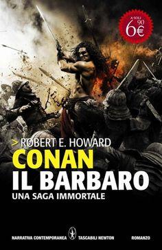 "Septeber/October 2012 - ""Conan"" by Robert E. Howard (first part)"