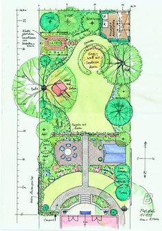 jun 24 garden inspiration landscape design pinterest design process landscape designs and. Black Bedroom Furniture Sets. Home Design Ideas