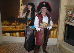 Детский аниматоры в обличии пиратов