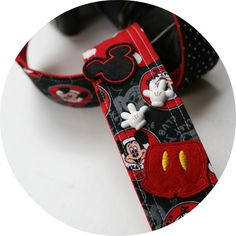 Mystery Patchwork Pieces of Mickey DSLR SLR by SomethingStrappy, $40.00