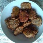 Chiftele de roșii Psyllium, C'est Bon, Muffin, Pork, Chicken, Meat, Breakfast, Ethnic Recipes, Lchf