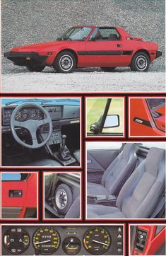 Fiat X19, Automobile, Good Looking Cars, Fiat Cars, Fiat Abarth, Classy Cars, Classic Sports Cars, Import Cars, Car Advertising