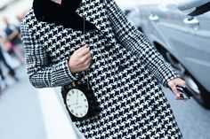 Black, White, and Chic All Over