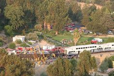 Chatsworth Train Crash - Darrin Nupuf