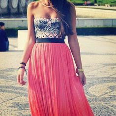 I want that dress!